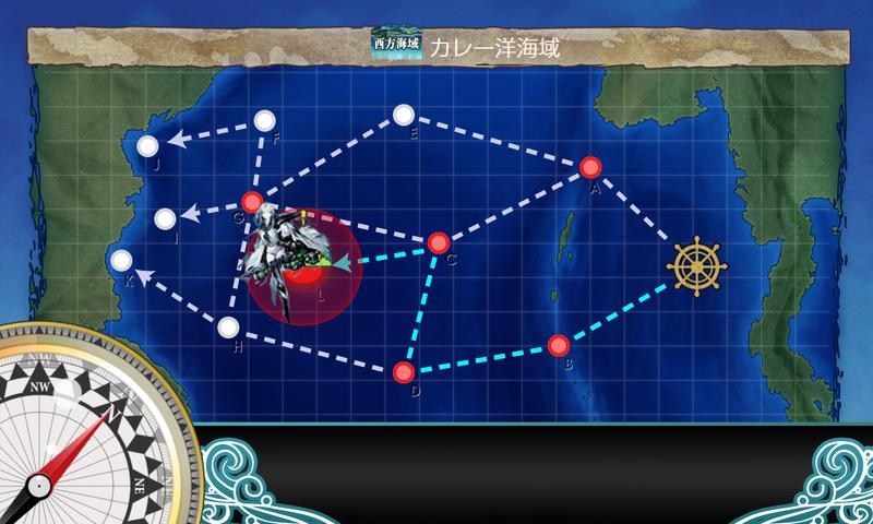 艦これ/節分2020/4-2海域マップ