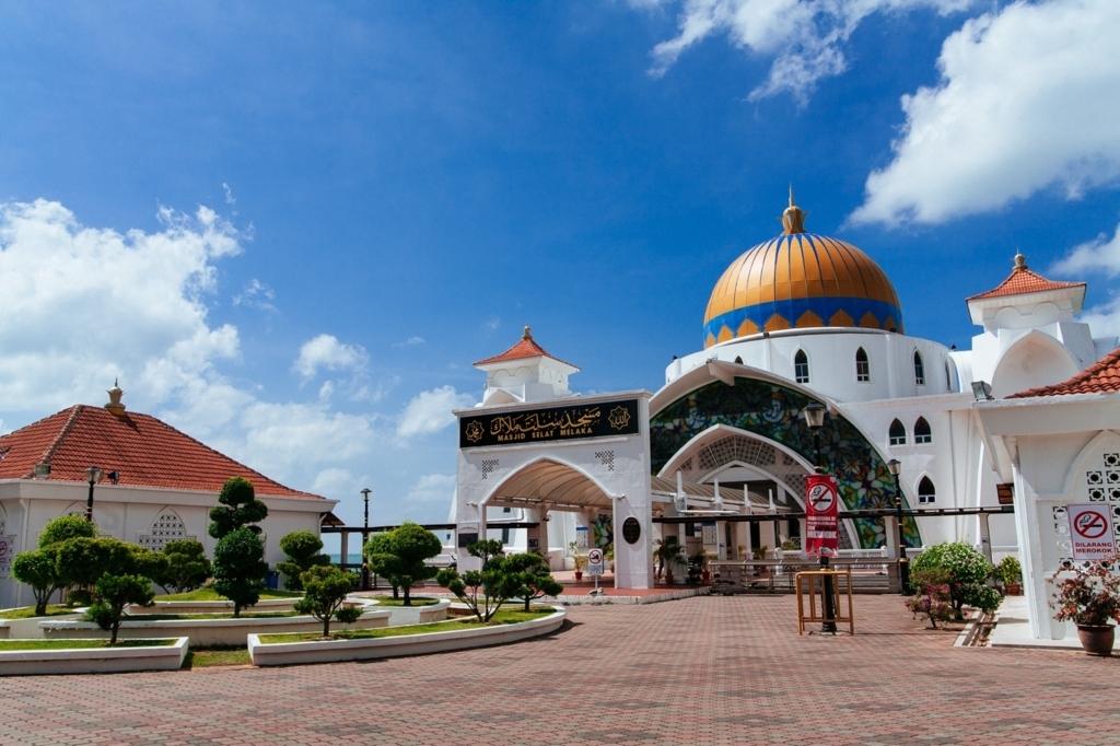 マレーシア モスク