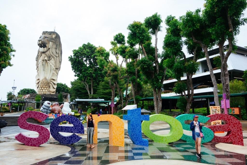 セントーサ シンガポール