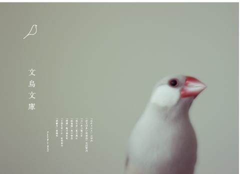 文鳥文庫 第1弾『日本文学8名作』