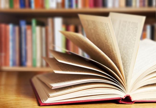 書評を書く時に本が勝手に閉じる