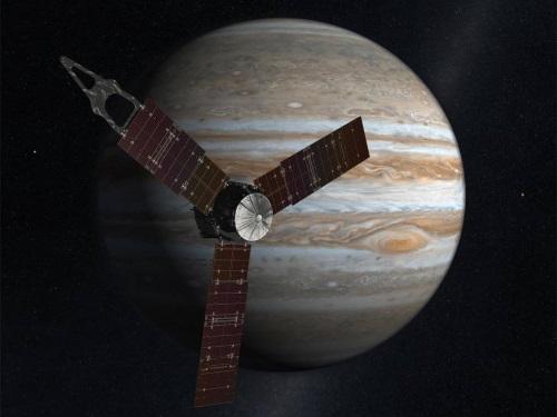 木星探査機ジュノー 太陽光パネル