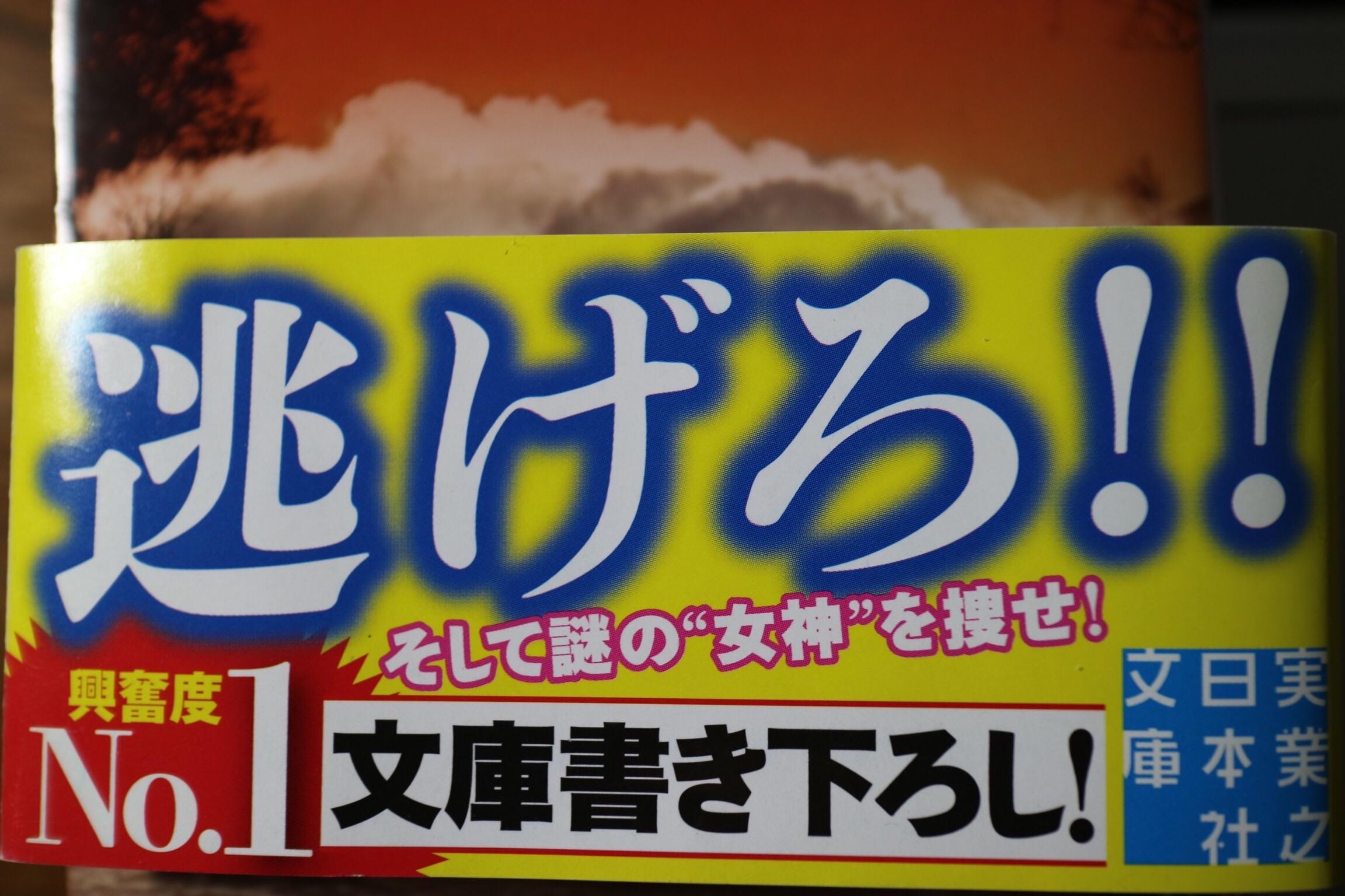 『雪煙チェイス』 感想 東野圭吾 最新刊