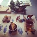 森のお茶会