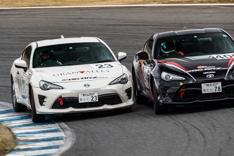 TOYOTA GAZOO Racing 86/BRZ Race 2021 第1戦 ツインリンクもてぎ
