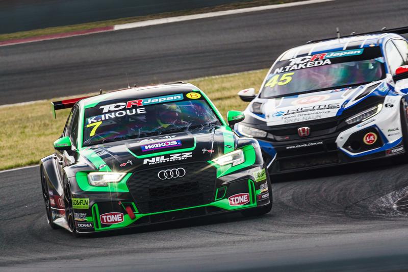 TCR Japan 2021 Rd1 富士 Sunday Series アイキャッチ画像
