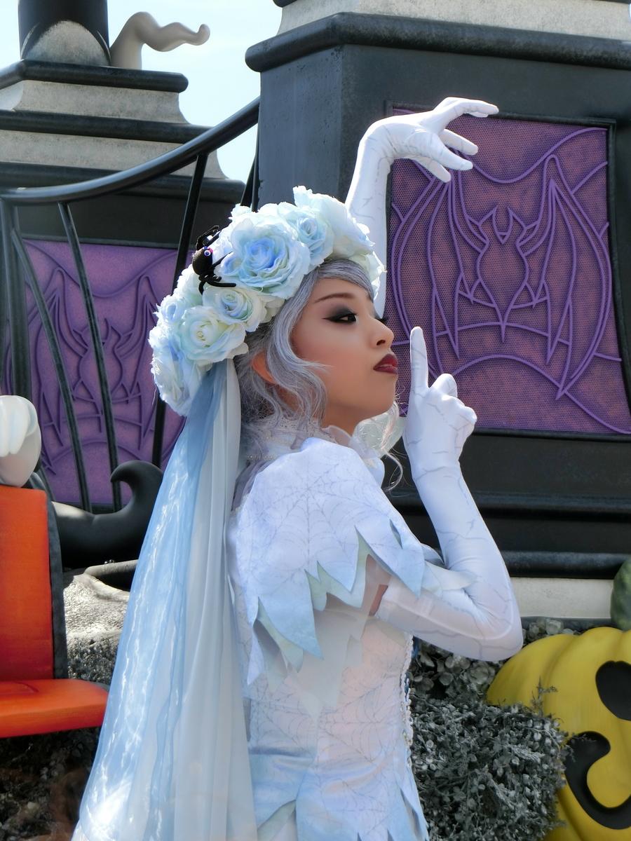 花嫁ダンサーポジション