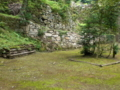 羽柴秀吉邸の厩跡
