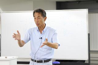 金澤秀光 一の会・代表