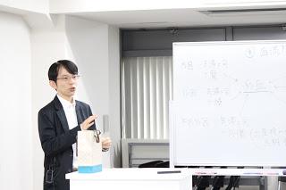稲垣順也 一の会・学術部長