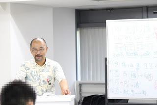 永松周二 一の会・副代表