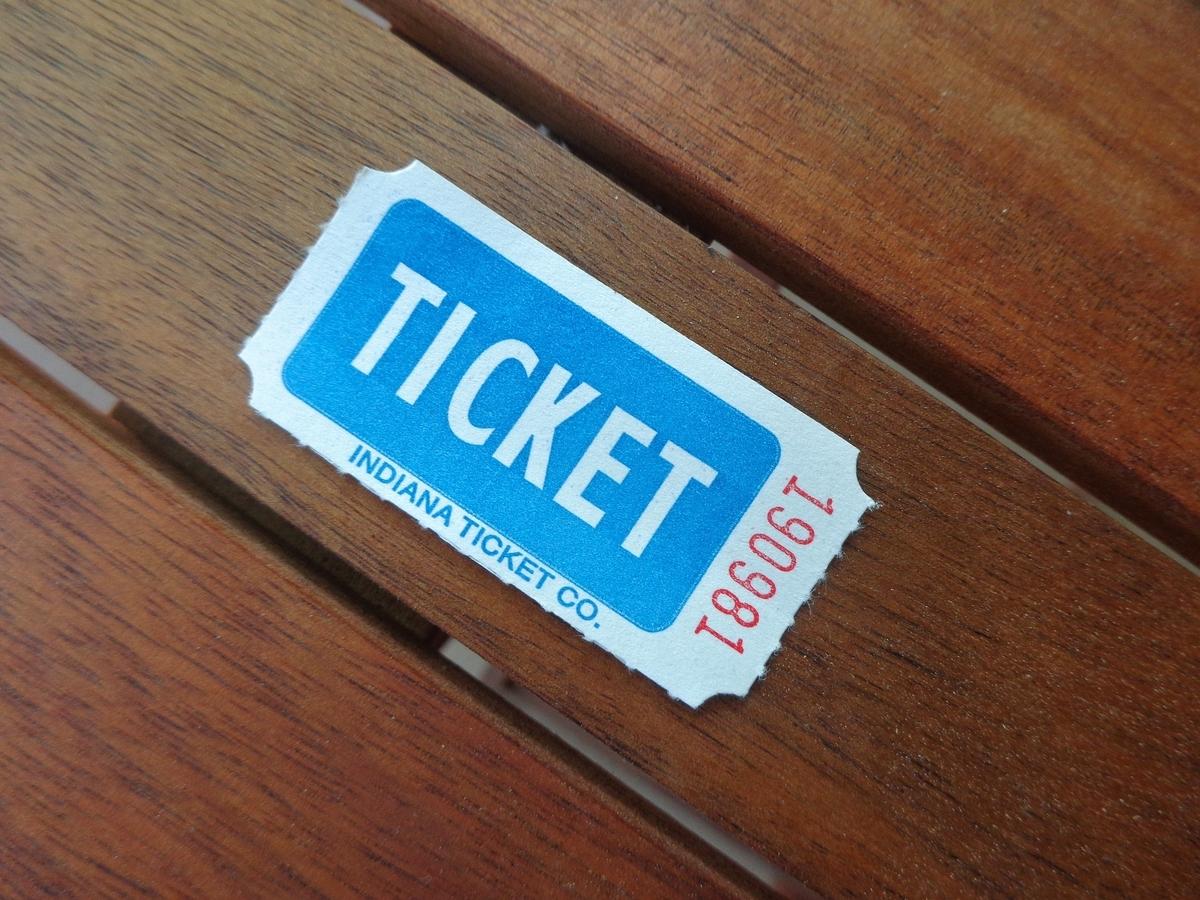 チケット不正転売禁止法 施行