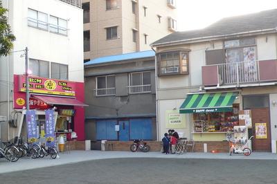 横濱媽祖廟03-広場