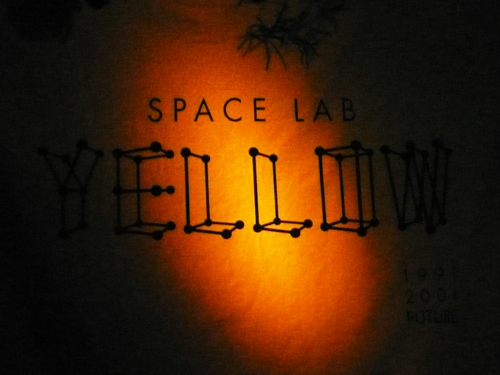 SPACE LAB YELLOW final party