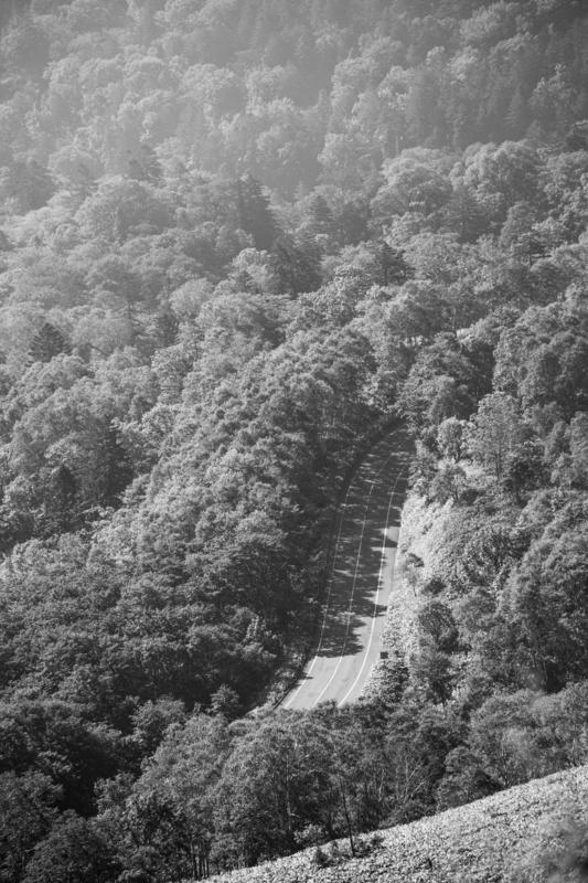 美幌峠からの風景