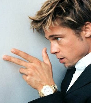 画像 : 【劣化?】太りやすいハリウッドスター達(男性偏)【役作り?】 - NAVER まとめ Brad Pitt Movies