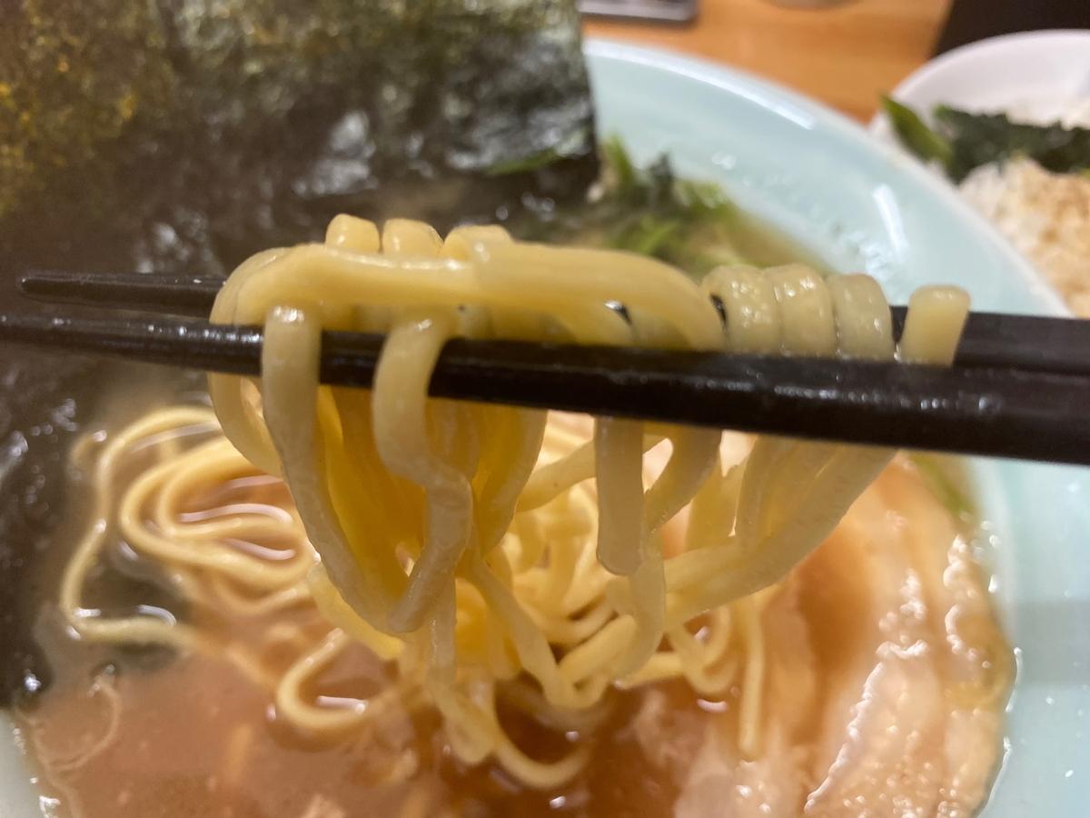 新岡商店 麺