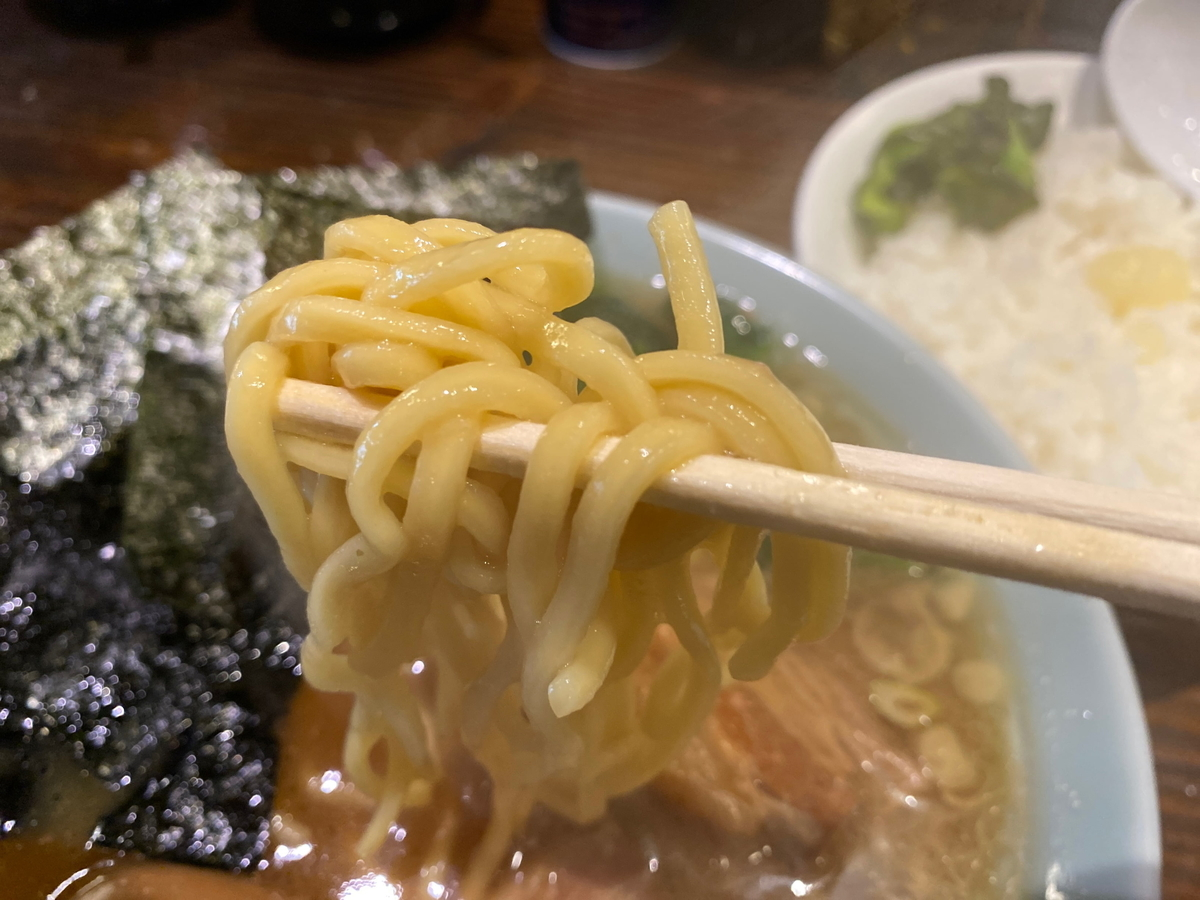 一乃利 麺