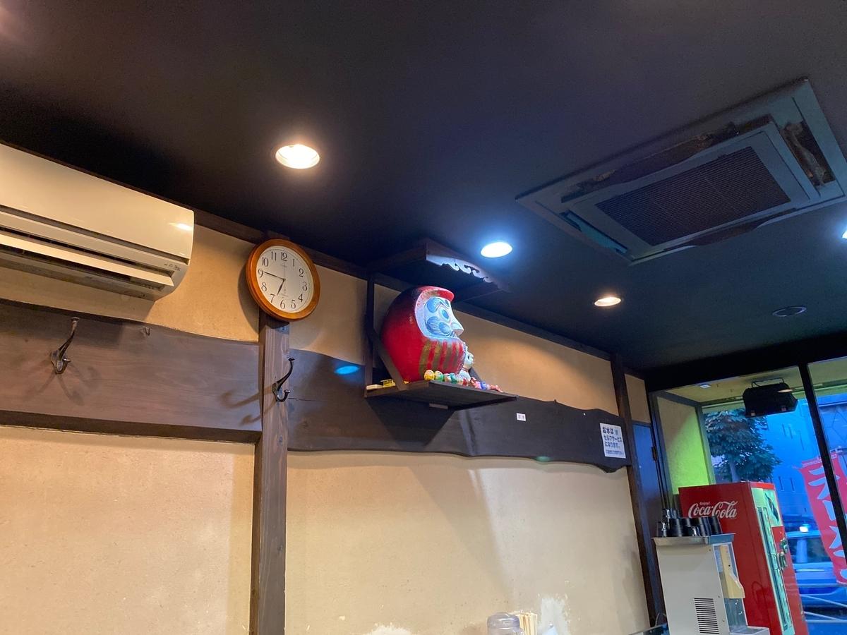 麺屋だるま だるま