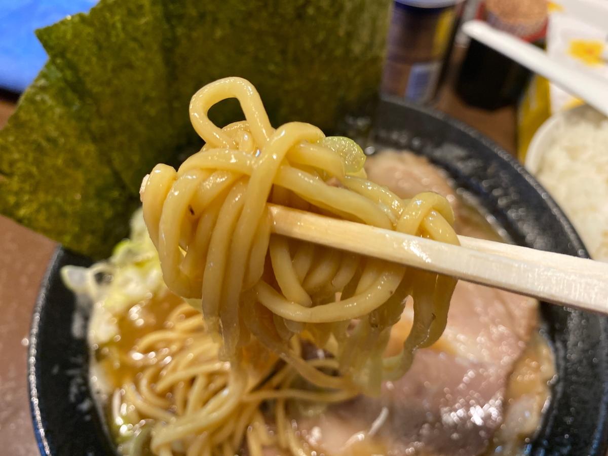 麺処宥乃 麺