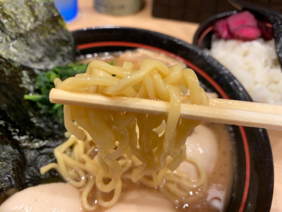 麺場寺井 麺