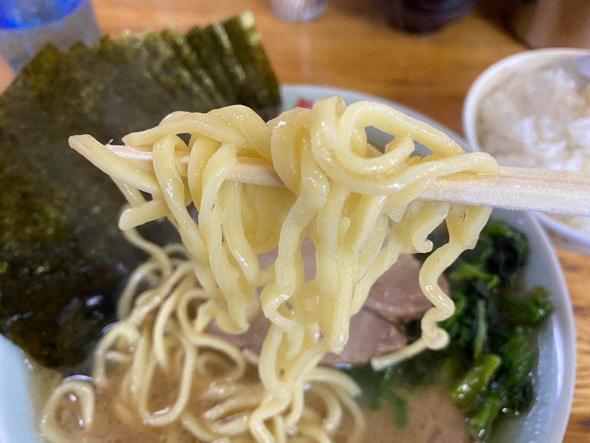 六角家 酒井製麺杉
