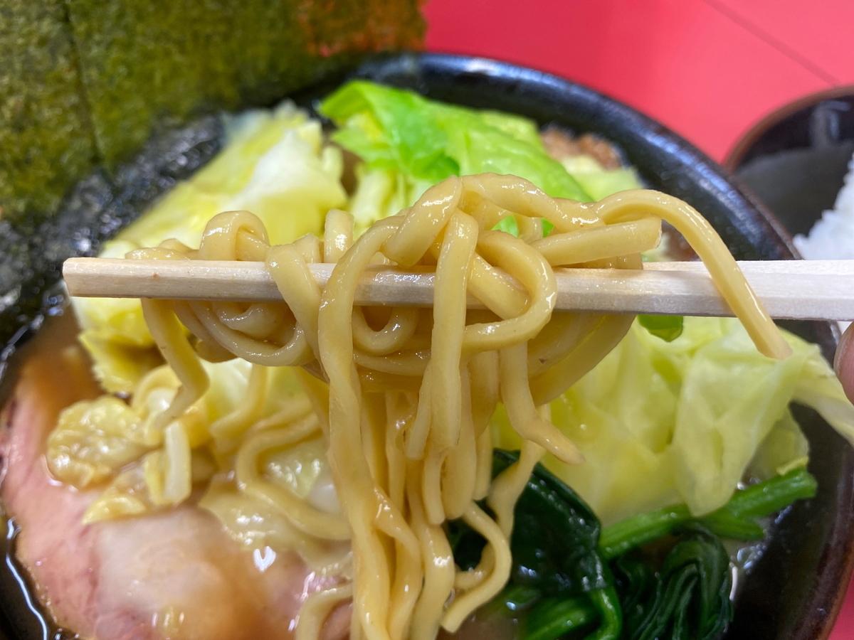 田上家 酒井製麺