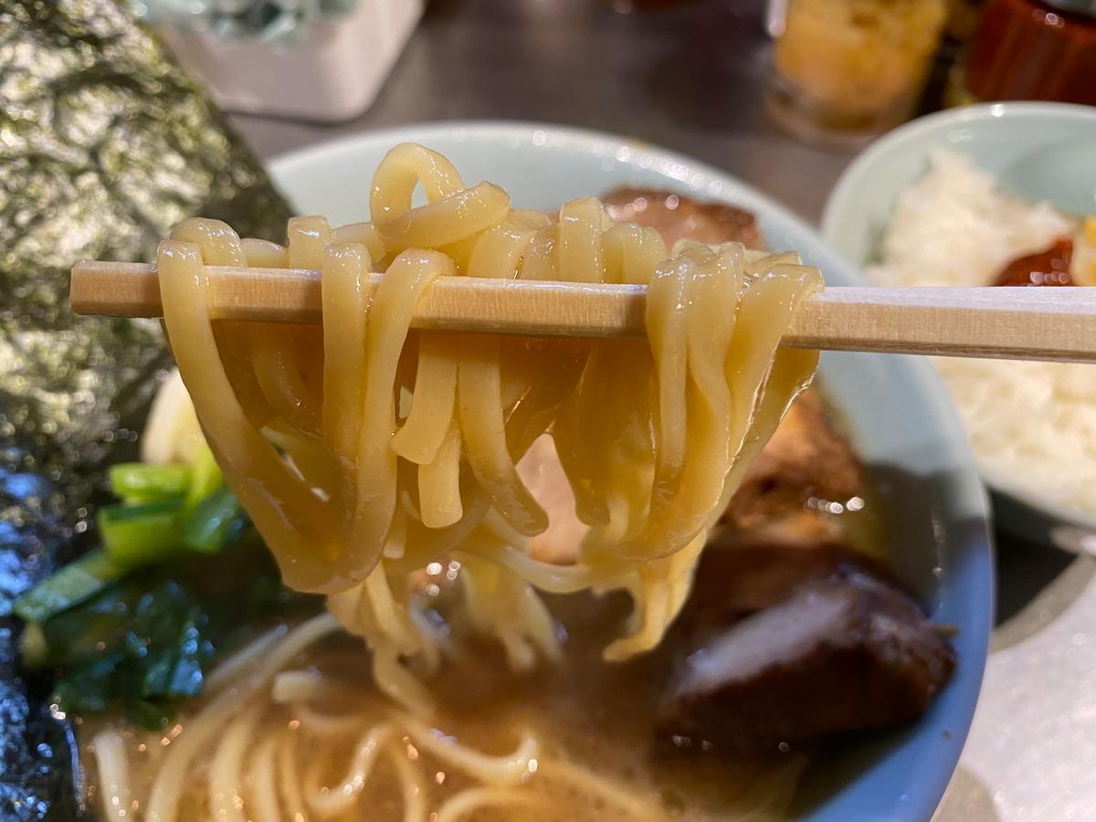 藤参 増田製麺