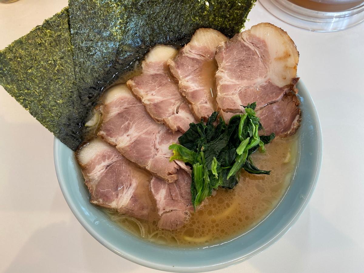 みさきや 美咲家ラーメン+チャーシュー