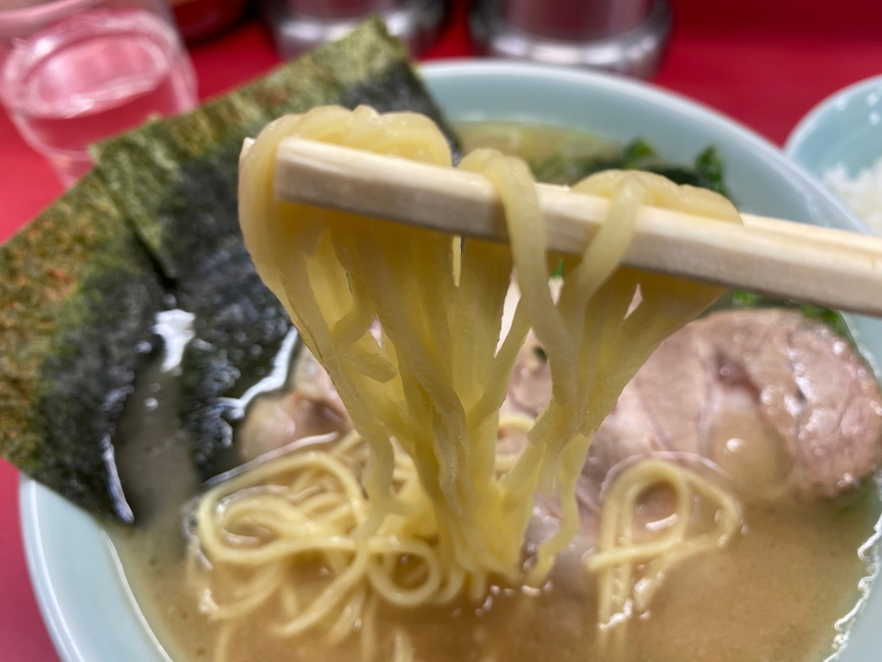 ラーメン大将本店 大橋製麺