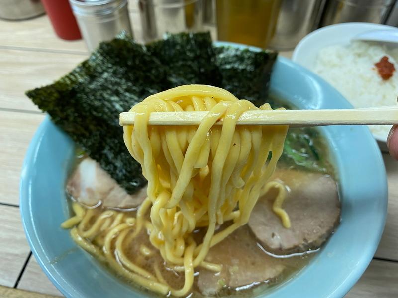 らすた 染谷製麺