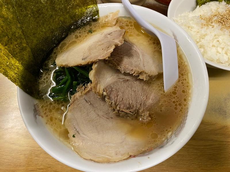 たかさご家本店 チャーシュー麺(並)