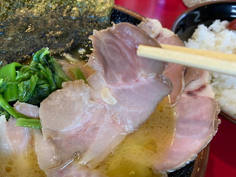 麺童虎徹 チャーシュー