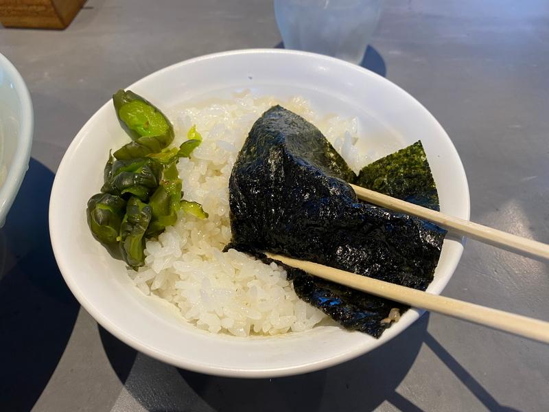 ICHINORI 海苔巻きご飯