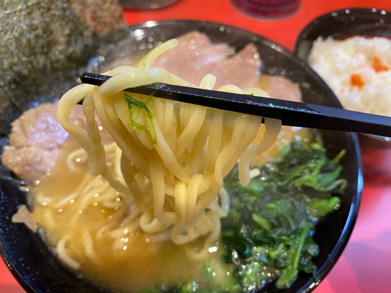 志田家鹿島田店 酒井製麺