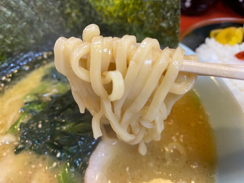 千家大井松田店 大橋製麺