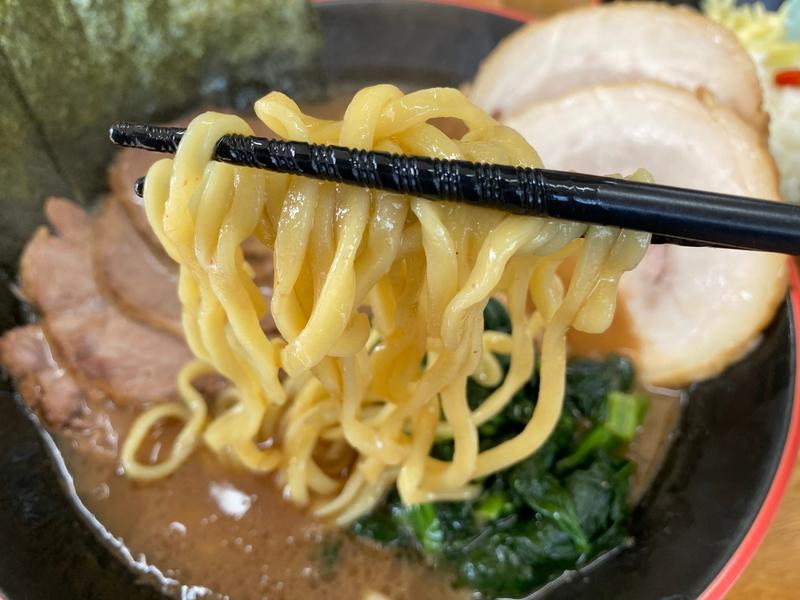 麺家紫極 酒井製麺
