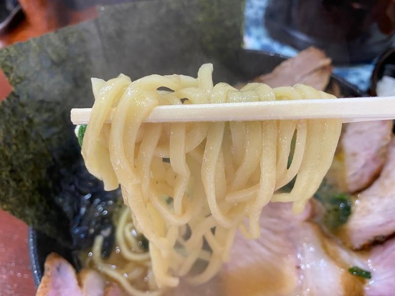 天王家 大橋製麺多摩