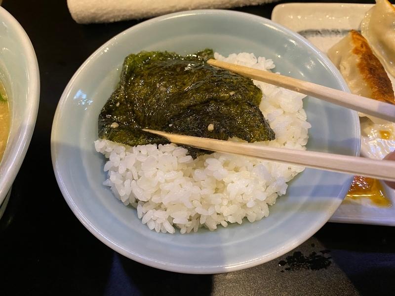中川家大熊店 丸山製麺