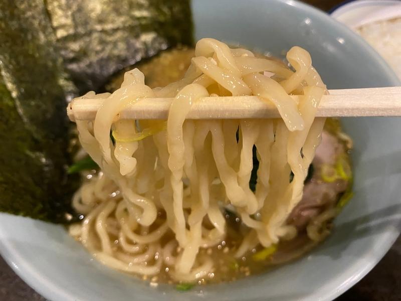 龍平家 大橋製麺多摩