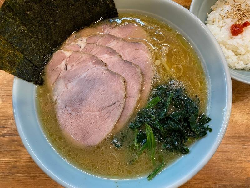 武蔵家稲田堤店 チャーシューメン