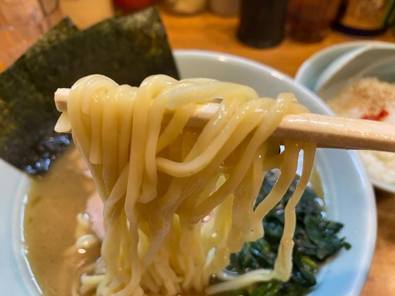 武蔵家稲田堤店 酒井製麺