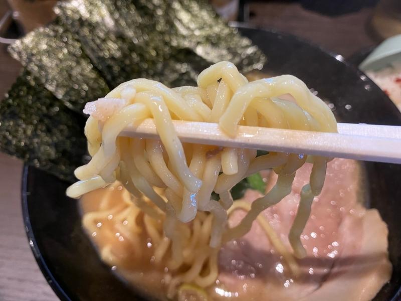らーめん家せんだい町田店 丸山製麺(株)