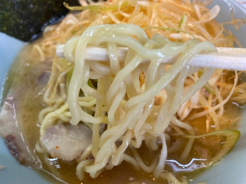 千家上川井店 大橋製麺