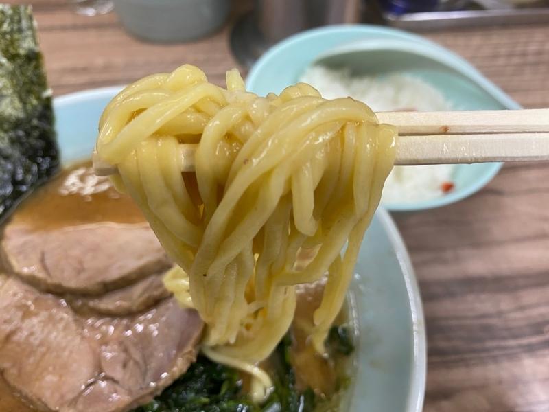 武蔵家中野本店 酒井製麺