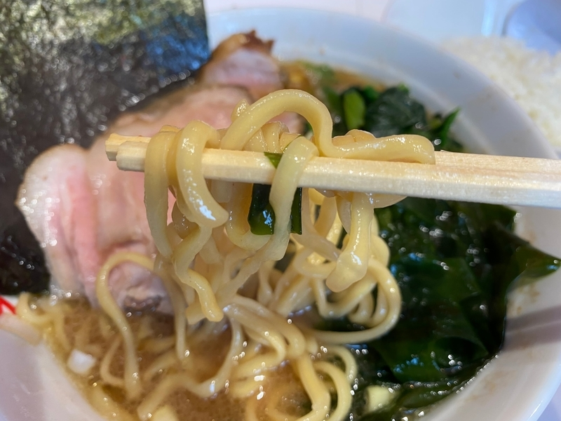 三浦家 酒井製麺
