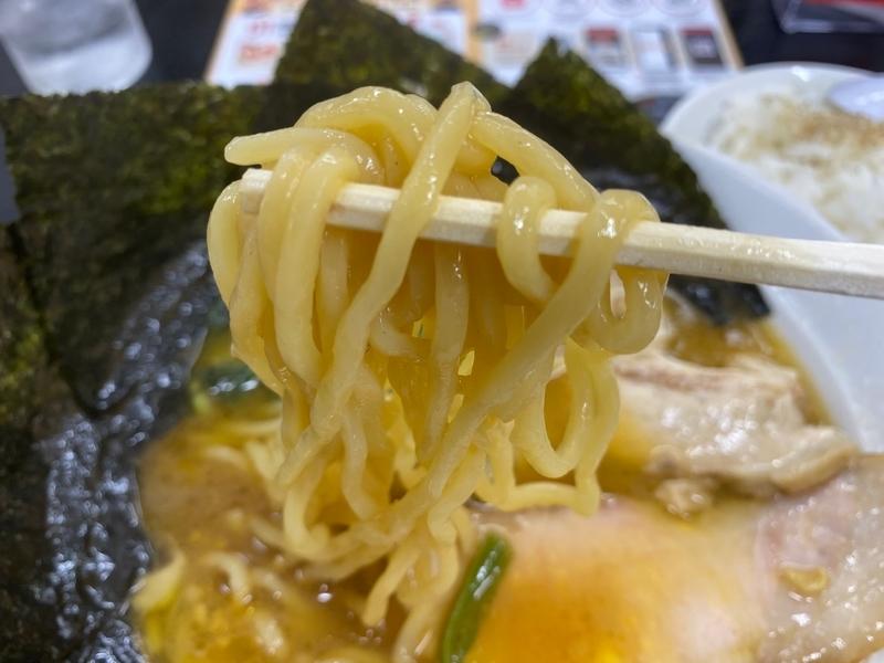 ぎょうてん屋町田店 カネジン食品の麺