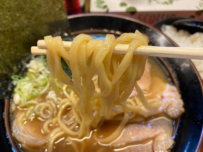東横家 大橋製麺多摩