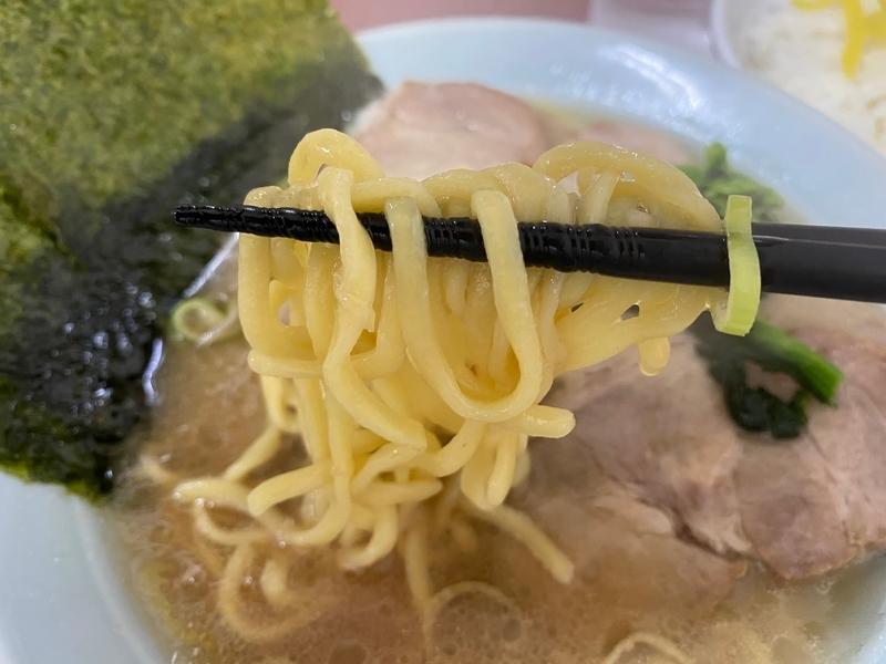 本牧家本店 酒井製麺