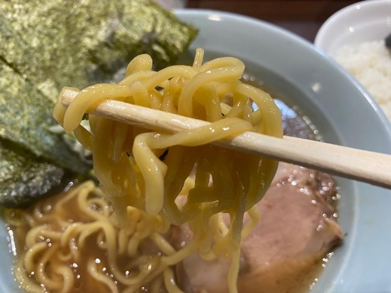 侍渋谷本店 酒井製麺